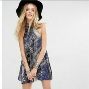 Free People Bandana Dress